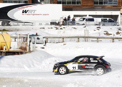 Test Échappement Mag by SCHATZ - Audi A1 Quattro WRT Trophée Andros