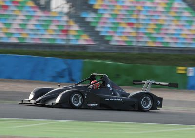 Test Échappement Mag by SCHATZ - Ligier JS53 EVO 2