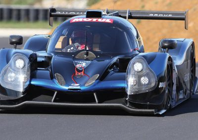 Test Échappement Mag by SCHATZ - Ligier JSP3