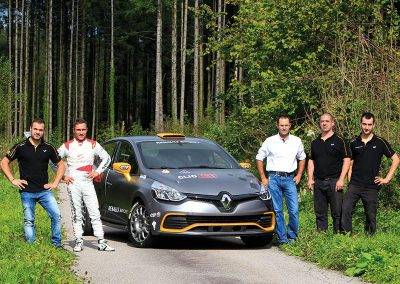 Test Échappement Mag by SCHATZ - Renault Clio R3T