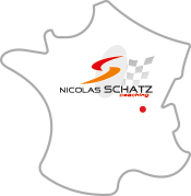 Carte France Localisation Schatz Coaching
