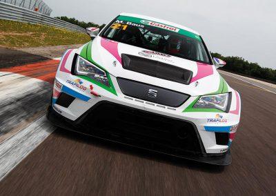 Test Échappement Mag by SCHATZ - Seat Leon Cup Racer