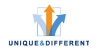 Logo Unique & Différent