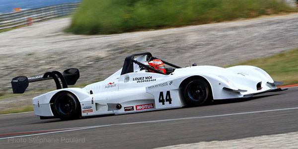 Norma M20FC Compétition circuit
