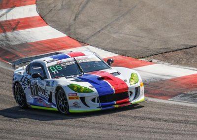 Ginetta G55 - GT4 FFSA Dijon Prenois 2018 - Nicolas SCHATZ