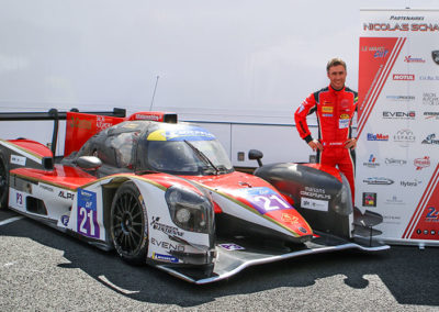 Norma M30 LMP3-Road To Le Mans