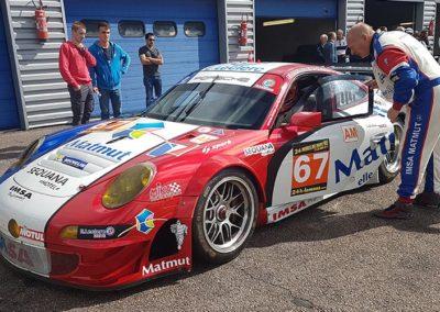 Test Porsche GT3 - Dijon Prenois