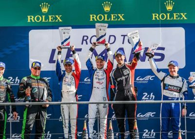 Victoire Road To Le Mans